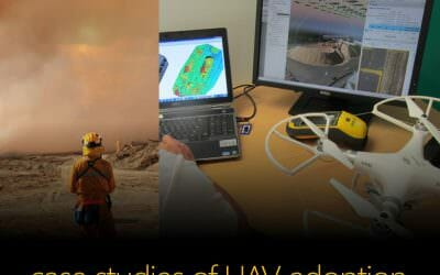 Adoption Pathway for the Use of UAV / Drones in the Forestry Sector