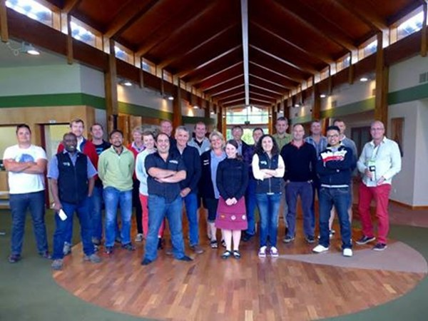 Interpine Hosts LAStools Developer Dr Martin Isenburg in Rotorua