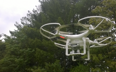 CAA 102 Certification for Interpine's Unmanned Aerial Drone Services