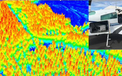 NZ Forestry Sector Collaborates in Capturing 532,000ha of the Plantation Estate with LiDAR