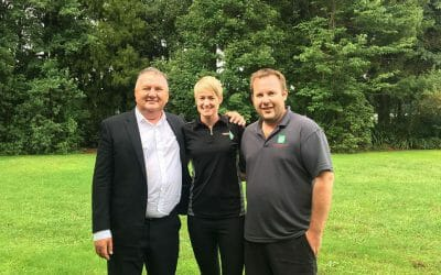 A Visit with the Minister of Forestry