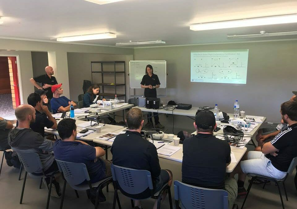 UAV Training Course – March 2018