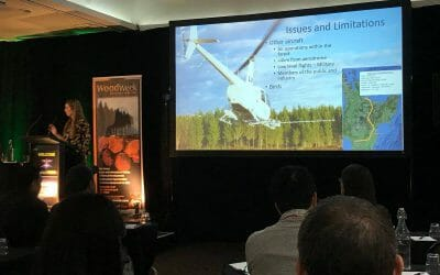 ForestTech 2017 – Drones in the Forestry Sector