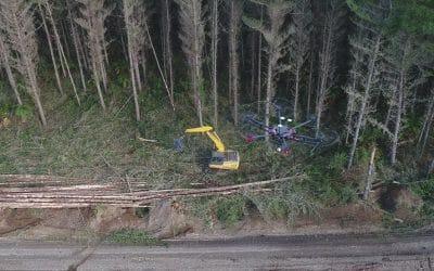 Adopting UAV Technology into Forestry – HarvestTech2017