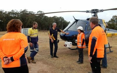 LiDAR  Research in New South Wales