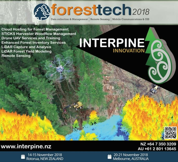 Meet the Team at ForestTech 2018