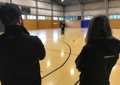UAV Course 2019 - Flight Testing