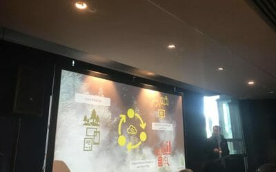 ESRI Field Mobility Apps, Webhooks, and Microsoft Flow Workflows Presented as NZ EUC 2019
