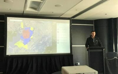 WildfireManagement as an GIS Analyst in a National Incident Response Team