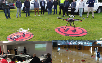 New Year, New Skills? Start Using Drones in Your Job, Next Course 16-20 March 2020