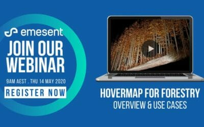 Webinar – Explore the Use of HoverMap LiDAR for Forest Inventory