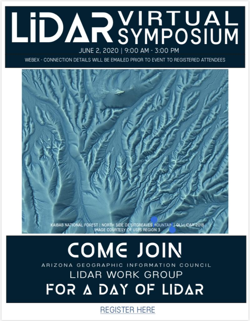 AGIC LiDAR Virtual Symposium June 2020