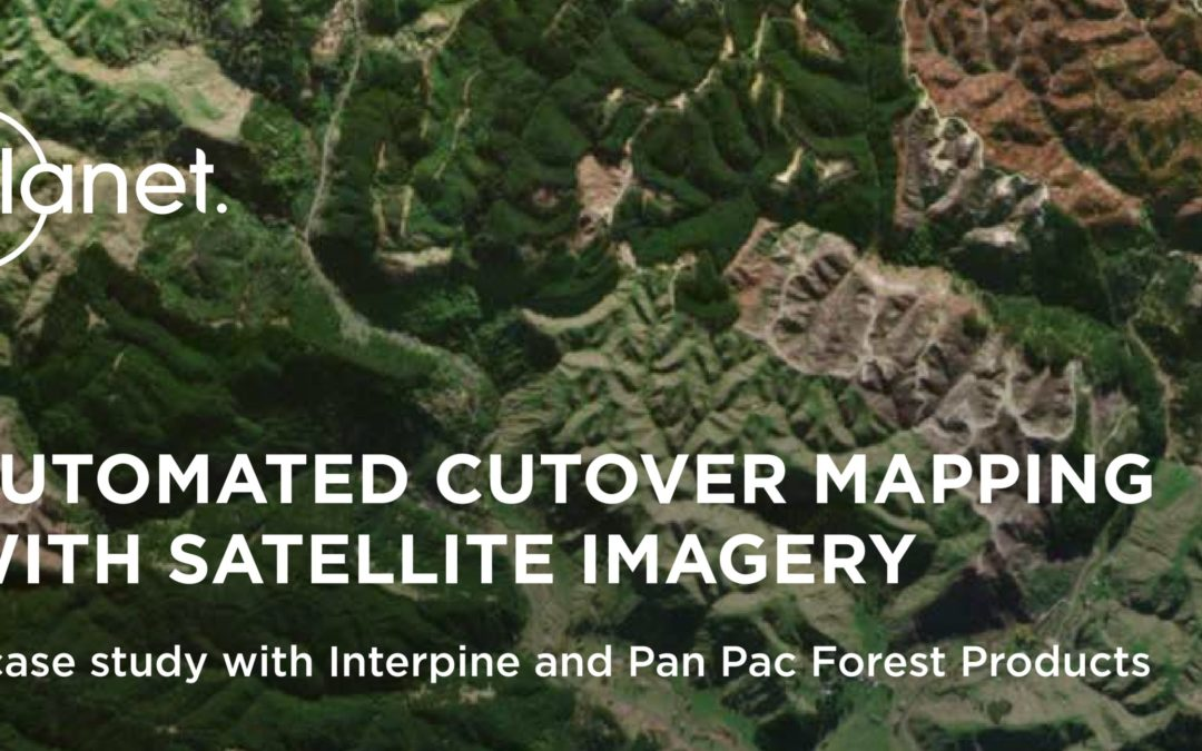 Automated Cutover Mapping with Satellite Mapping