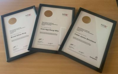 Building a Stronger Team: National Certificates Awarded