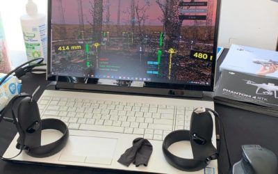 Rich 3D Forest Inventory Data on Show at ForestTECH 2020 in Rotorua