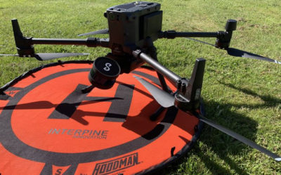 DJI Matrice 300 with Emesent Hovermap for Drone Based LiDAR Survey