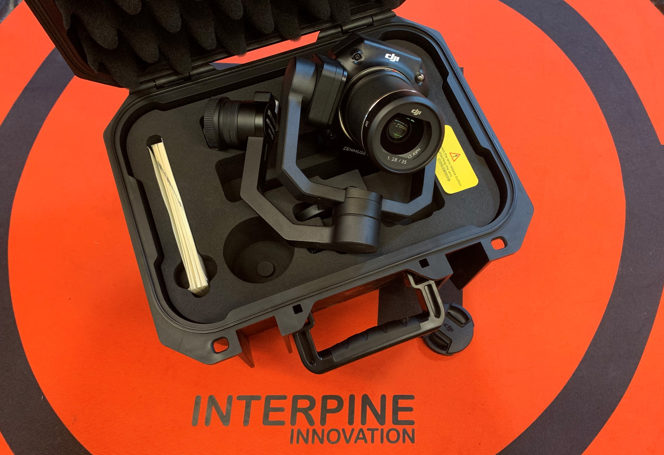 Interpine DJI Zenmuse P1