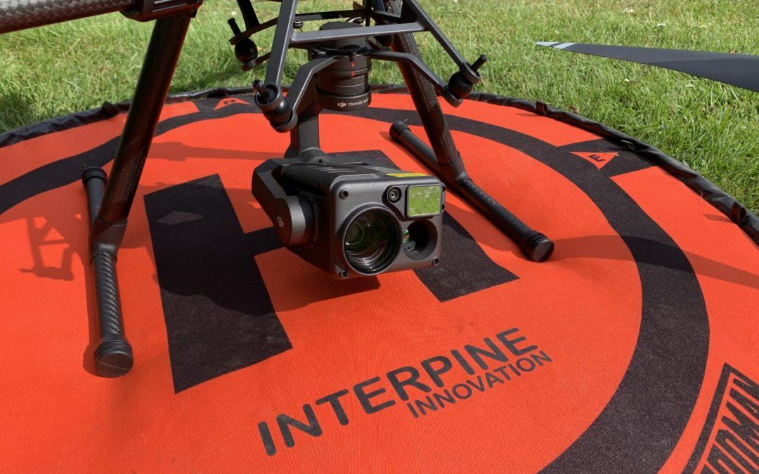 Interpine DJI Zenmuse H20T Thermal Camera