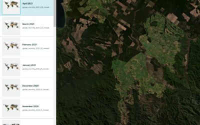 Webinar: Planet Global Basemaps | Imagery at Scale and Frequency – 20th May 2021